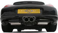 Blueflame Exhaust Backbox