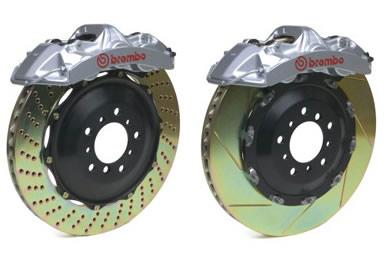 Brembo GT Slotted Big Brake Kits
