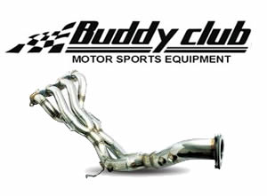 buddy club exhaust manifolds