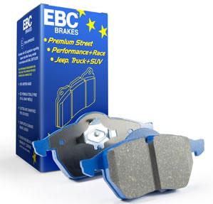 EBC Blue Stuff Track Day Front Brake Pads