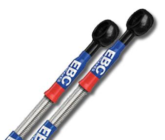 EBC braided brake hoses