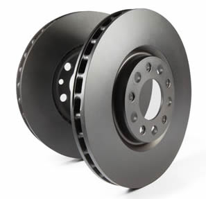 EBC Standard Rear Brake Discs