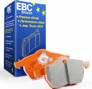 EBC Orange Stuff Race Front Brake Pads