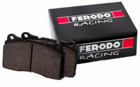 Ferodo DS2500 Performance front brake pads