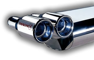 magnex exhausts systems