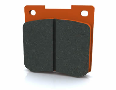 Pagid RS 4-4 Race Brake Pads