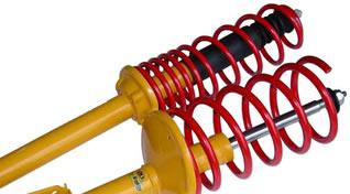 Spax PSX Suspension Kit