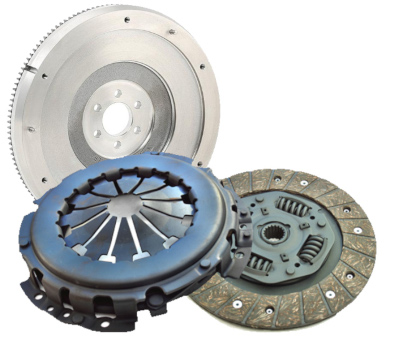 Black Diamond Stage 1 Clutch with Single Mass Flywheel