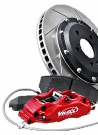 V-Maxx Front Big Brake Kit